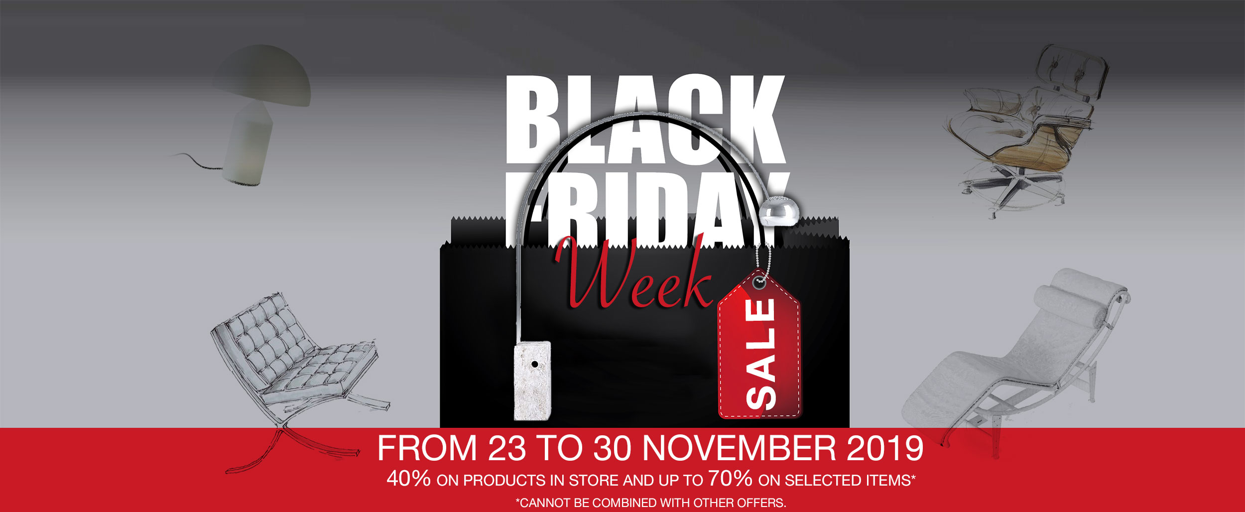 Black Friday Gerosa Design