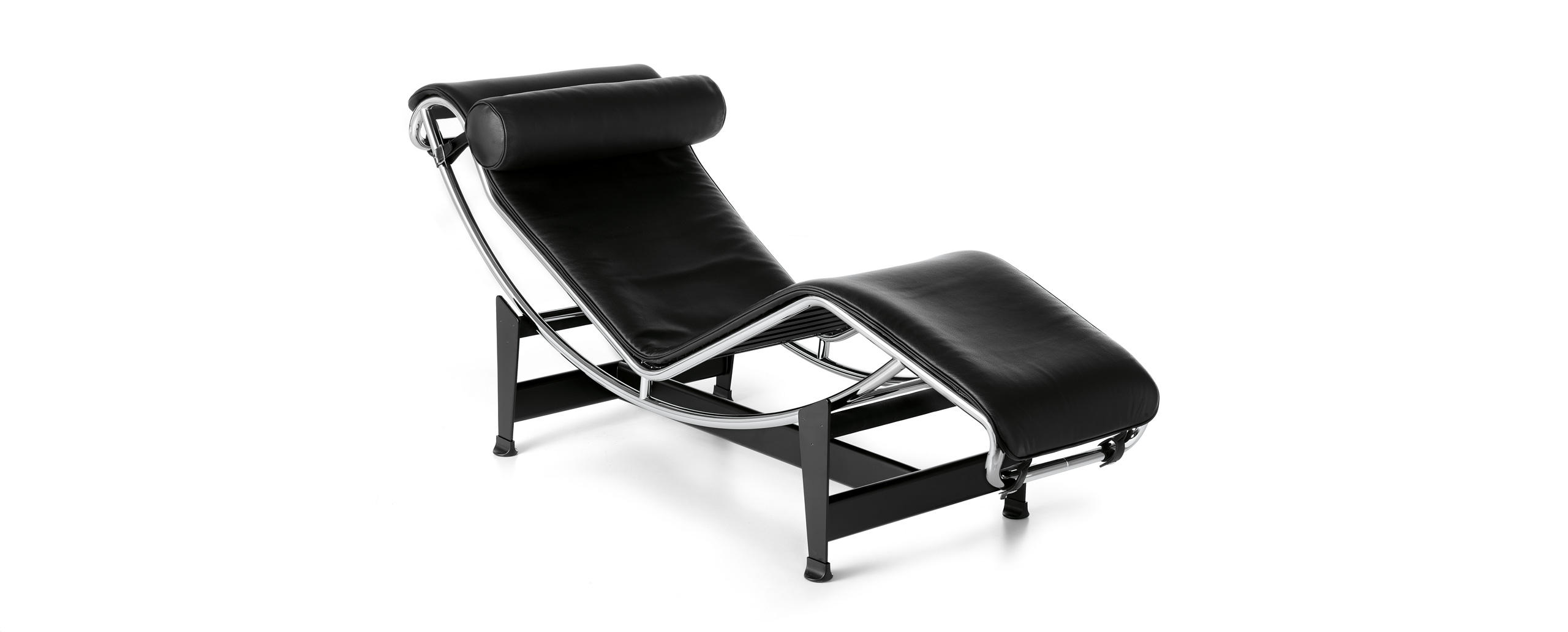 Lc4 cassina le corbusier for Chaise longue pony lc4 le corbusier