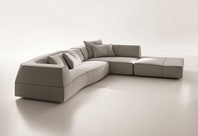 Divano B&B Italia Bend Sofa