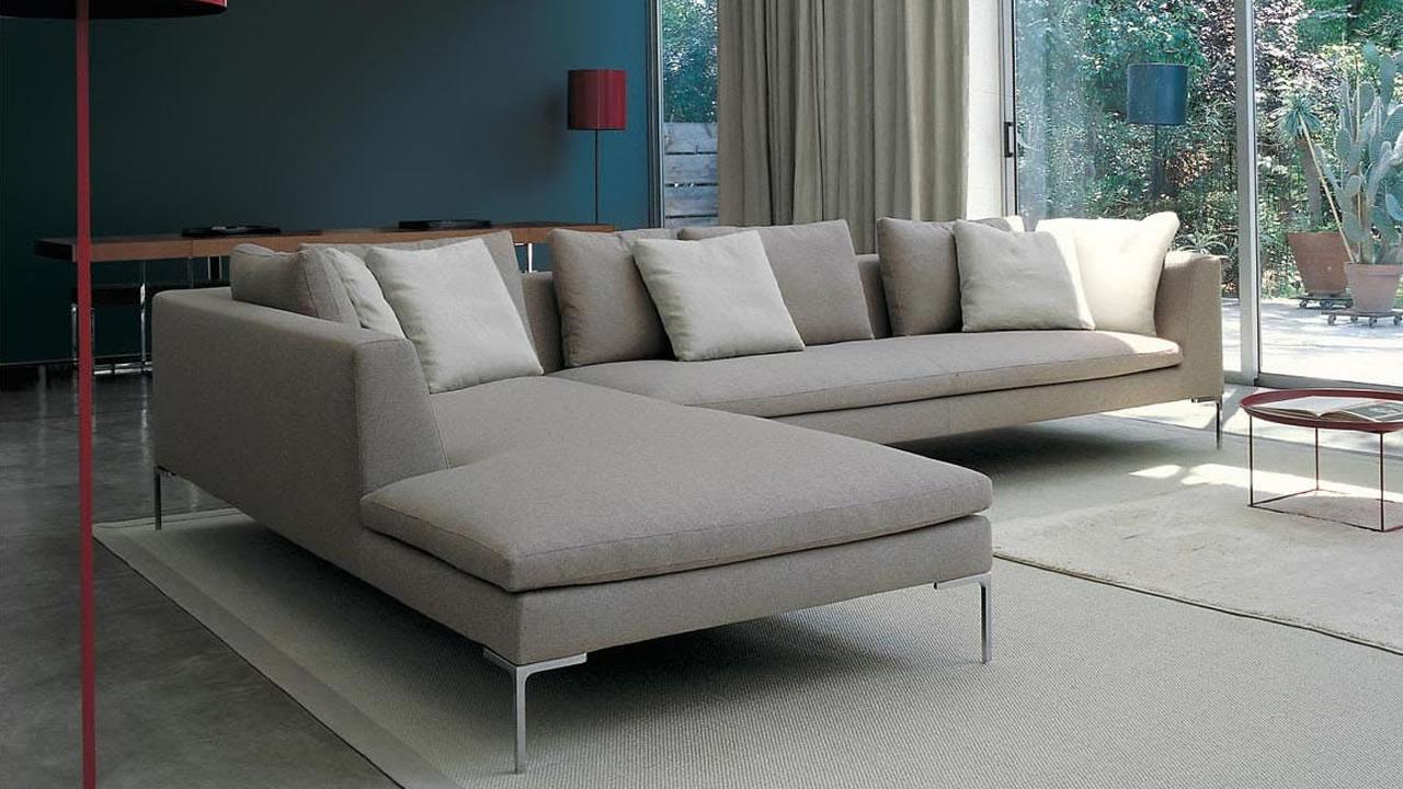 Bend sofa b b italia grande papilio b b italia charles b b for B en b italia