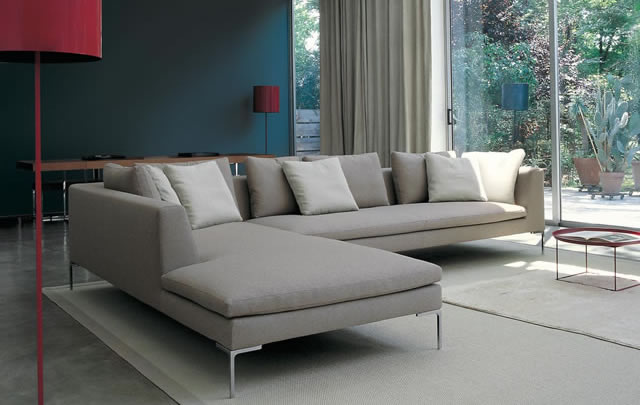 bend sofa b b italia grande papilio b b italia charles b b. Black Bedroom Furniture Sets. Home Design Ideas