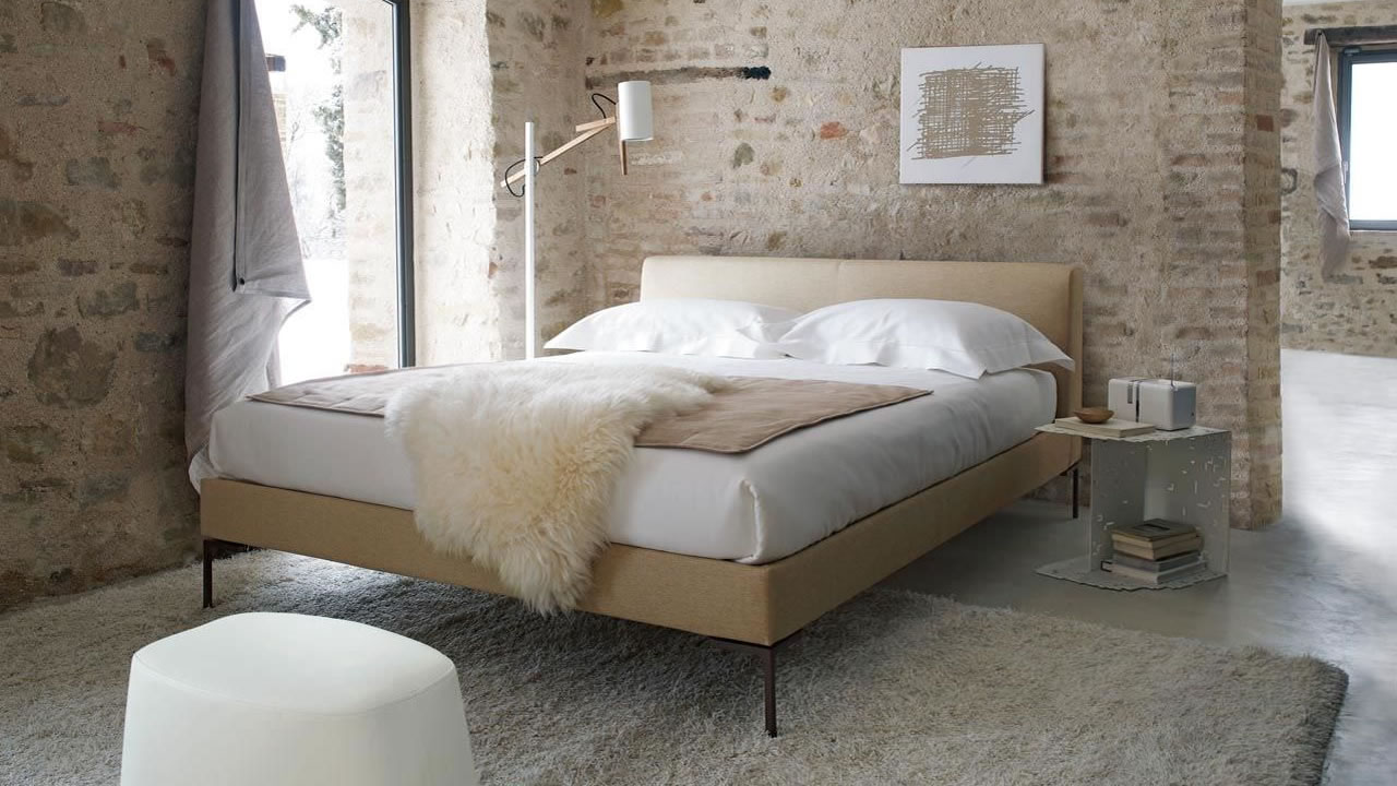 Letto B&B Italia Charles Bed