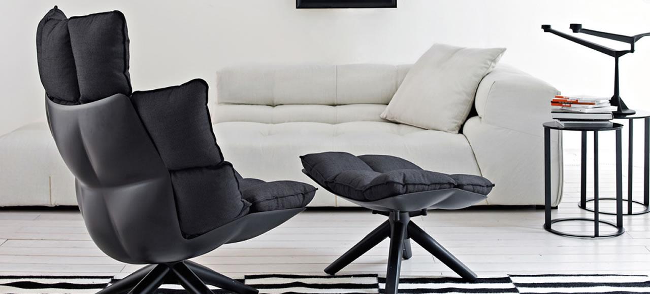 husk b b italia poltrona husk b b italia. Black Bedroom Furniture Sets. Home Design Ideas