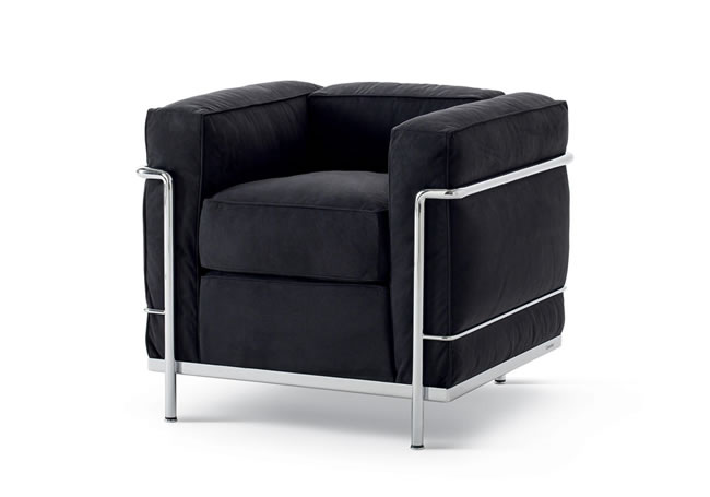 Lc2 cassina lc3 cassina lc4 cassina lc6 cassina miloe for Poltrona lc2
