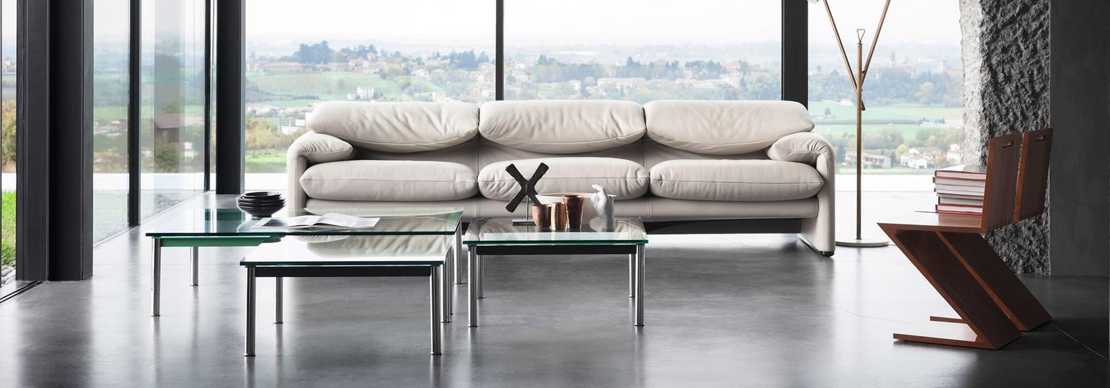 maralunga cassina. Black Bedroom Furniture Sets. Home Design Ideas