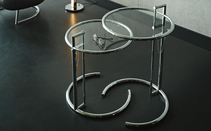 Adjustable table E 1027 Classicon