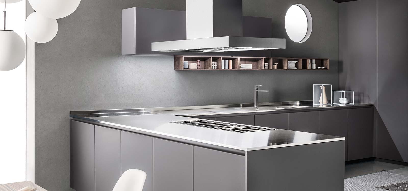 One ernestomeda for Case moderne interni cucine