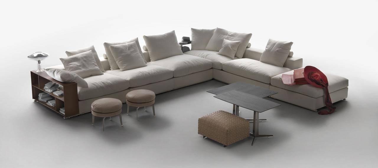 Sectional Lounge Sofa Lounge Ii Large Deep Sofa Crate And