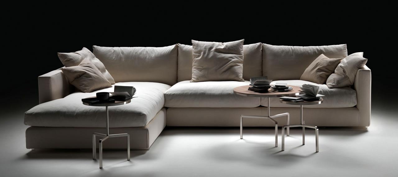 Italienische sofa hersteller flexform sofas preise rs for Couchgarnitur italienisches design