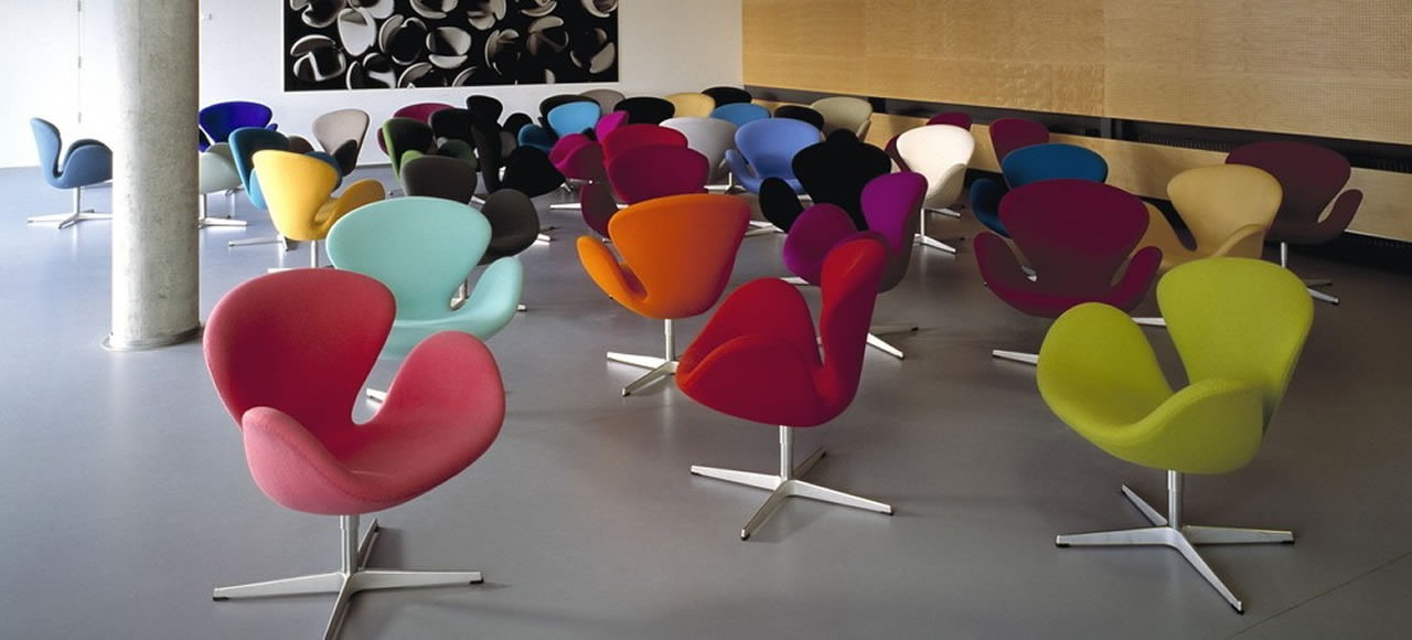 fritz hansen sessel swan m bel inspiration und innenraum. Black Bedroom Furniture Sets. Home Design Ideas