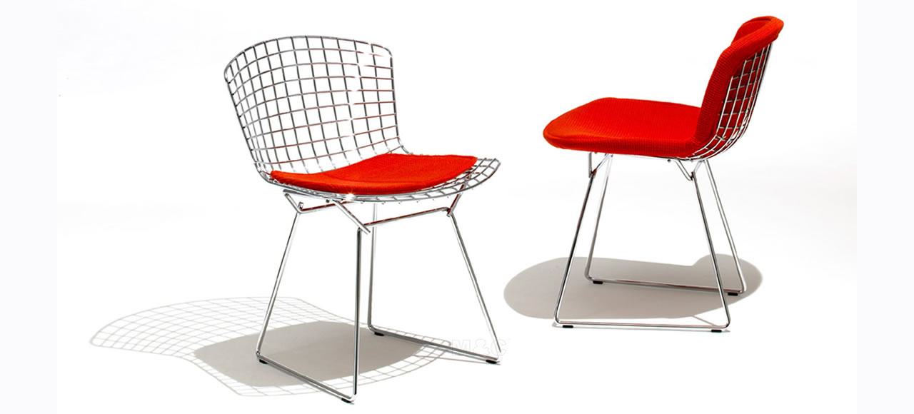 Bertoia chair Knoll International
