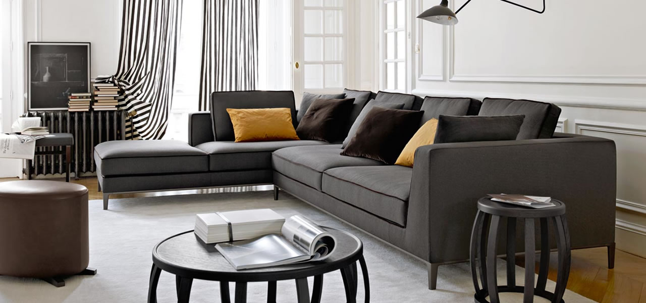 sofa lucrezia maxalto. Black Bedroom Furniture Sets. Home Design Ideas