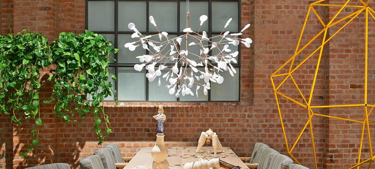 heracleum ii moooi. Black Bedroom Furniture Sets. Home Design Ideas