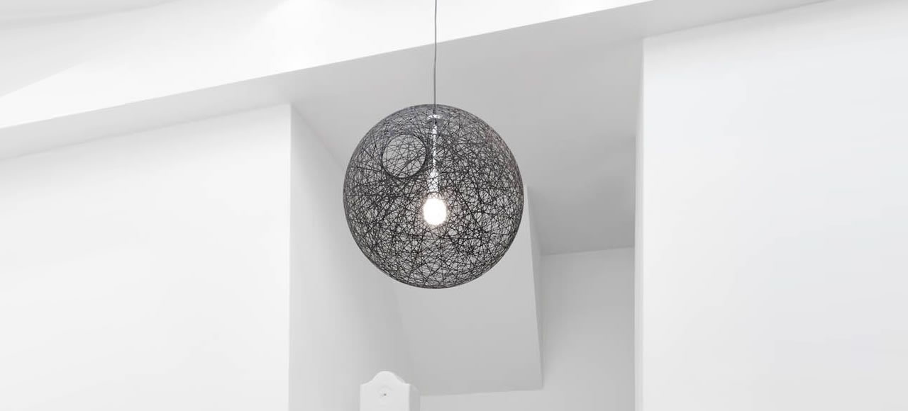 random light moooi lamp random light moooi suspension. Black Bedroom Furniture Sets. Home Design Ideas