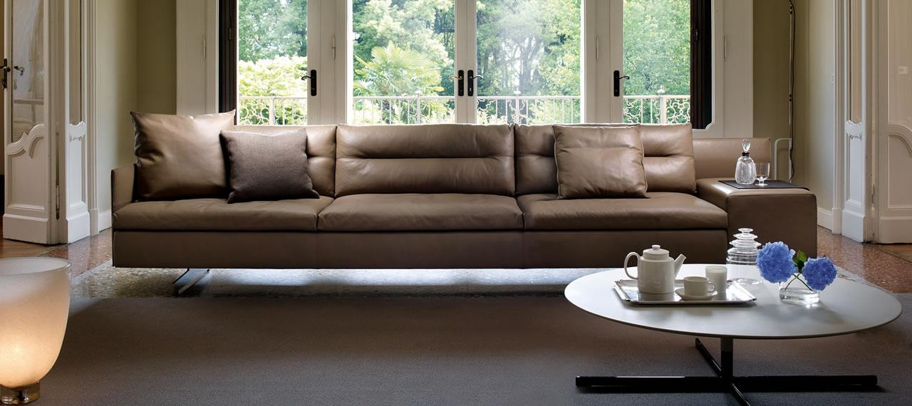 GranTorino Poltrona Frau - divano grantorino poltrona frau