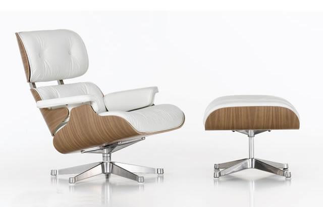 Eames lounge chair vitra aluminium group vitra eames Chaise panton junior