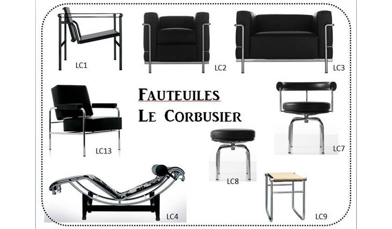 Cassina – LC Le Corbusier Collection: Lo Sapevi?