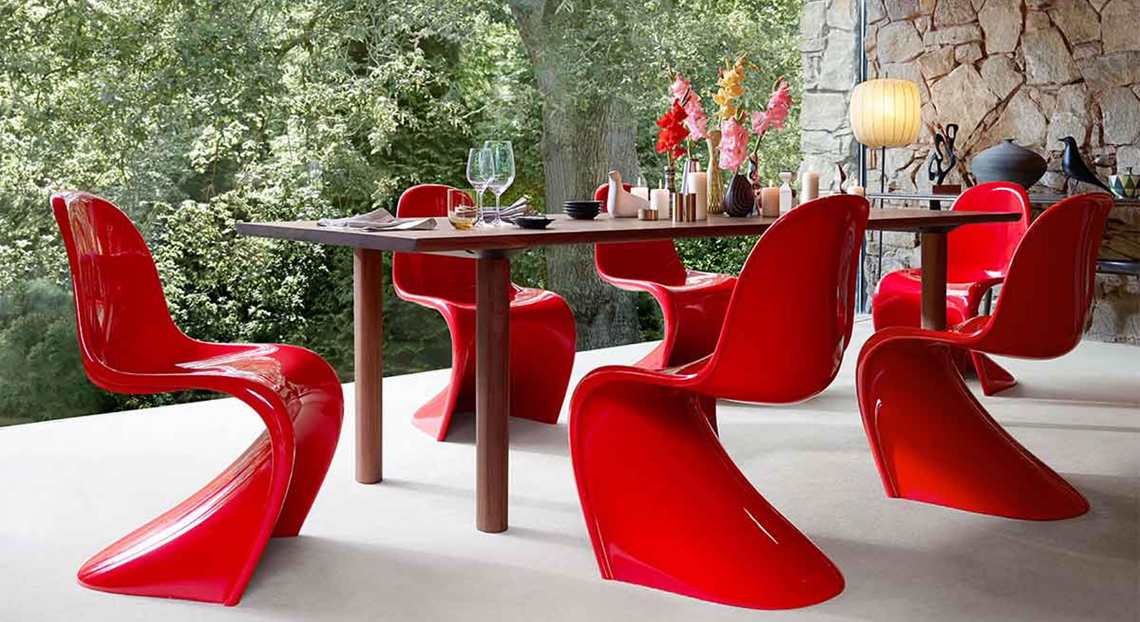 Vitra Panton Chair. How was it Made?
