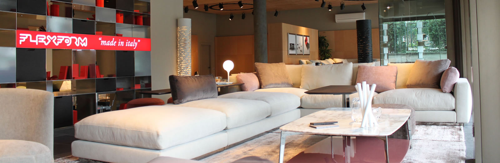 Showroom Como Lago - showrooms Gerosa Design