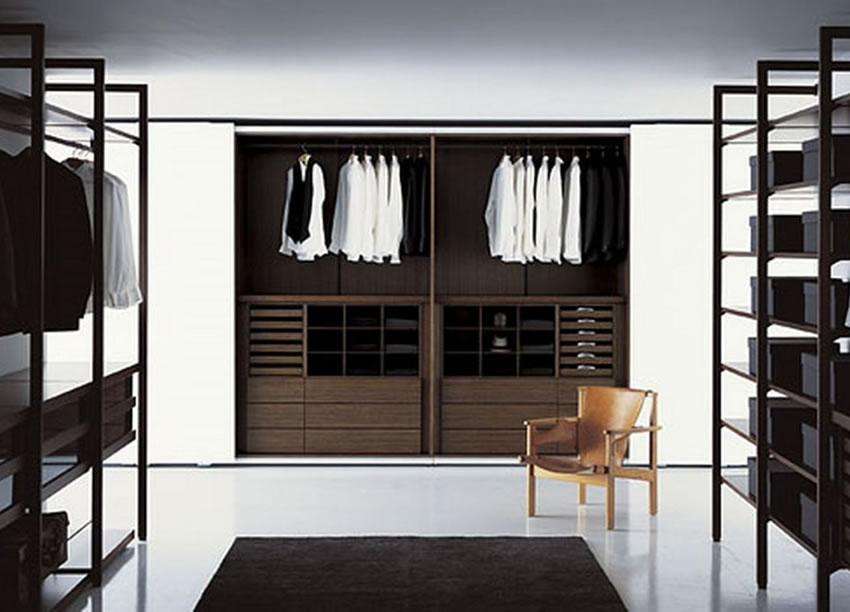 Wardrobes & Closets - Gerosa Design