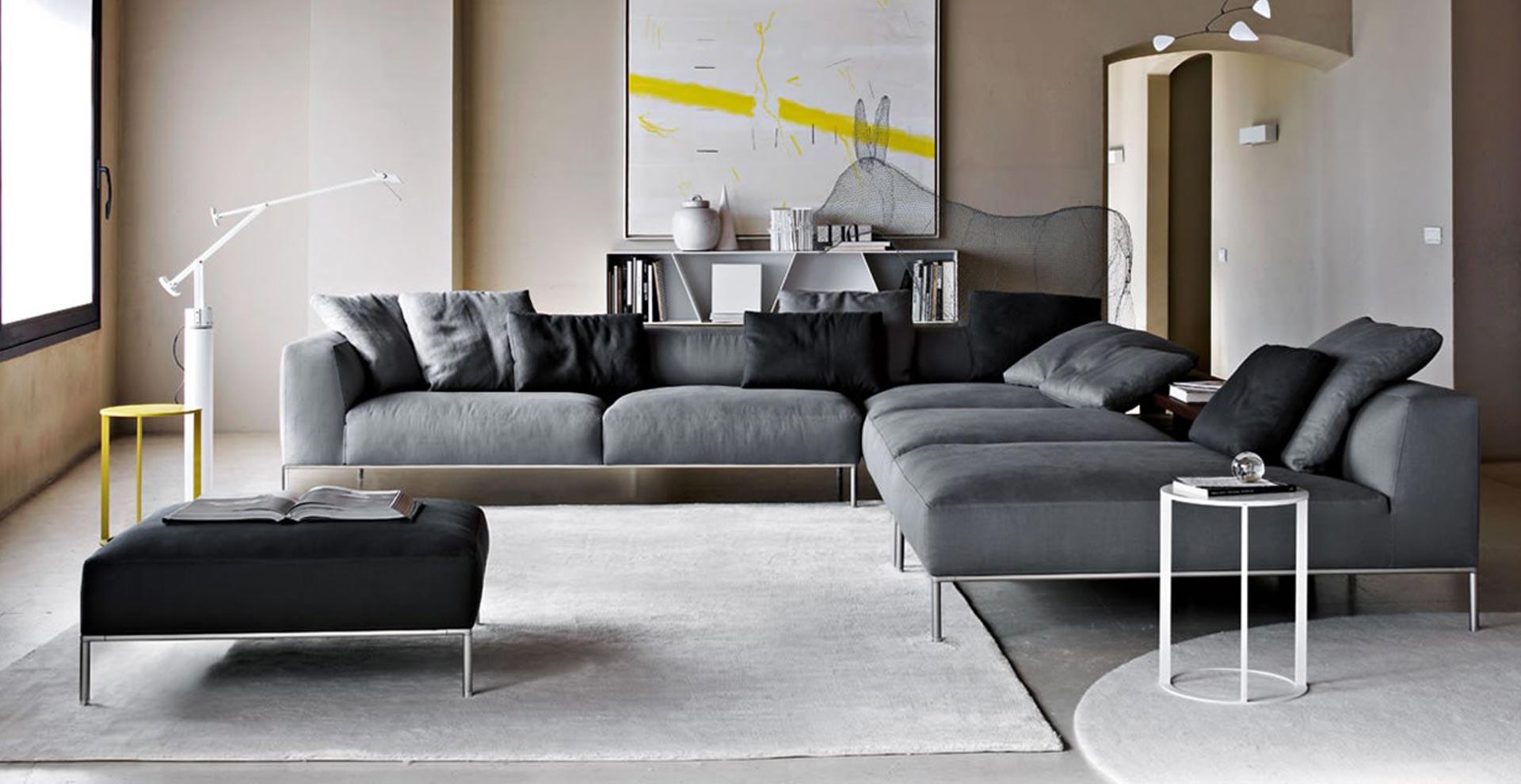 frank b b italia comodino frank b b italia. Black Bedroom Furniture Sets. Home Design Ideas
