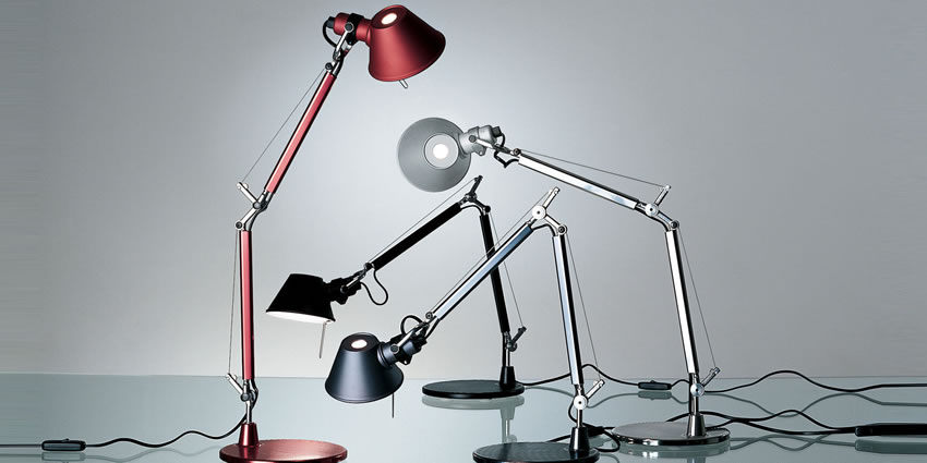 Tolomeo Micro Table Artemide