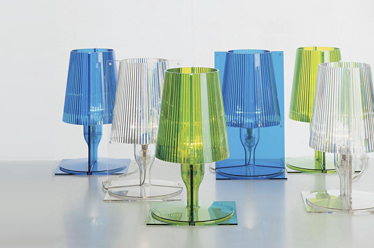 Take Kartell - lamp take kartell - table lamp take kartell