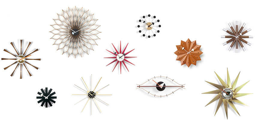 Wall Clocks Vitra