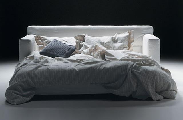 Flexform vibieffe meridiani flou - Flexform divani letto ...