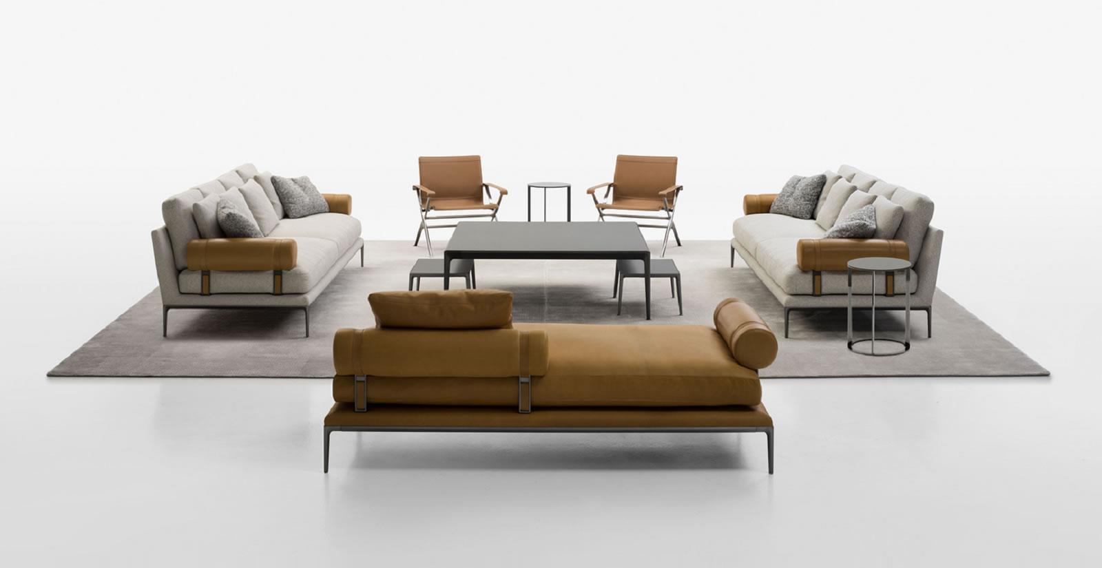 Atoll b b italia sofa atoll b b italia b b italia atoll for B b design