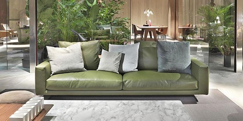 Cuscini Per Divani Design Originale.Divani Groundpiece Flexform Charles B B Italia Maralunga Cassina