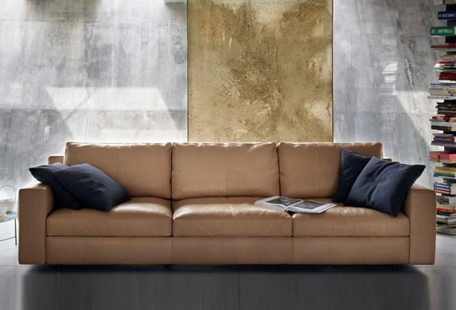 Poltrona frau divani idee per il design della casa for De padova divani