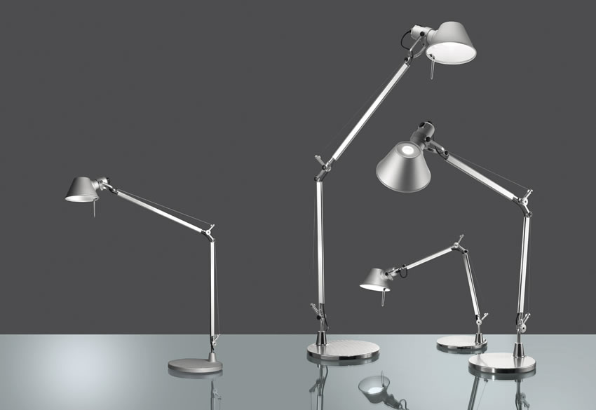 Artemide group design innovation made in italy - Artemide lampade tavolo ...