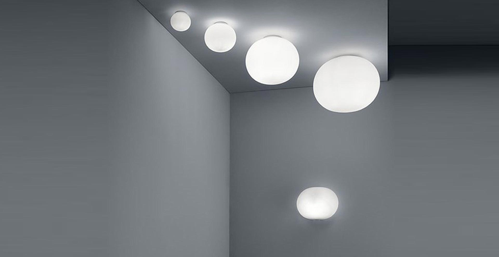 Glo-Ball Ceiling Flos