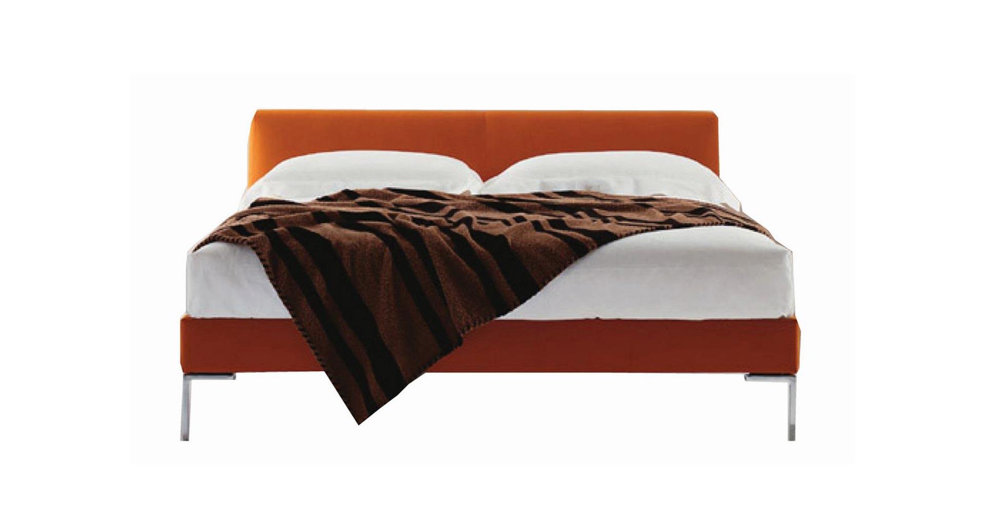Charles bed b b italia bed canasta b b italia for B b design