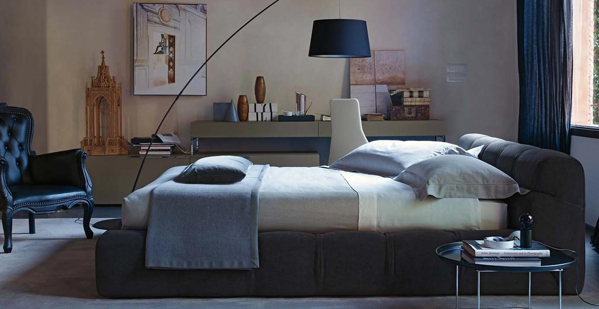 B&B Italia Tufty bed