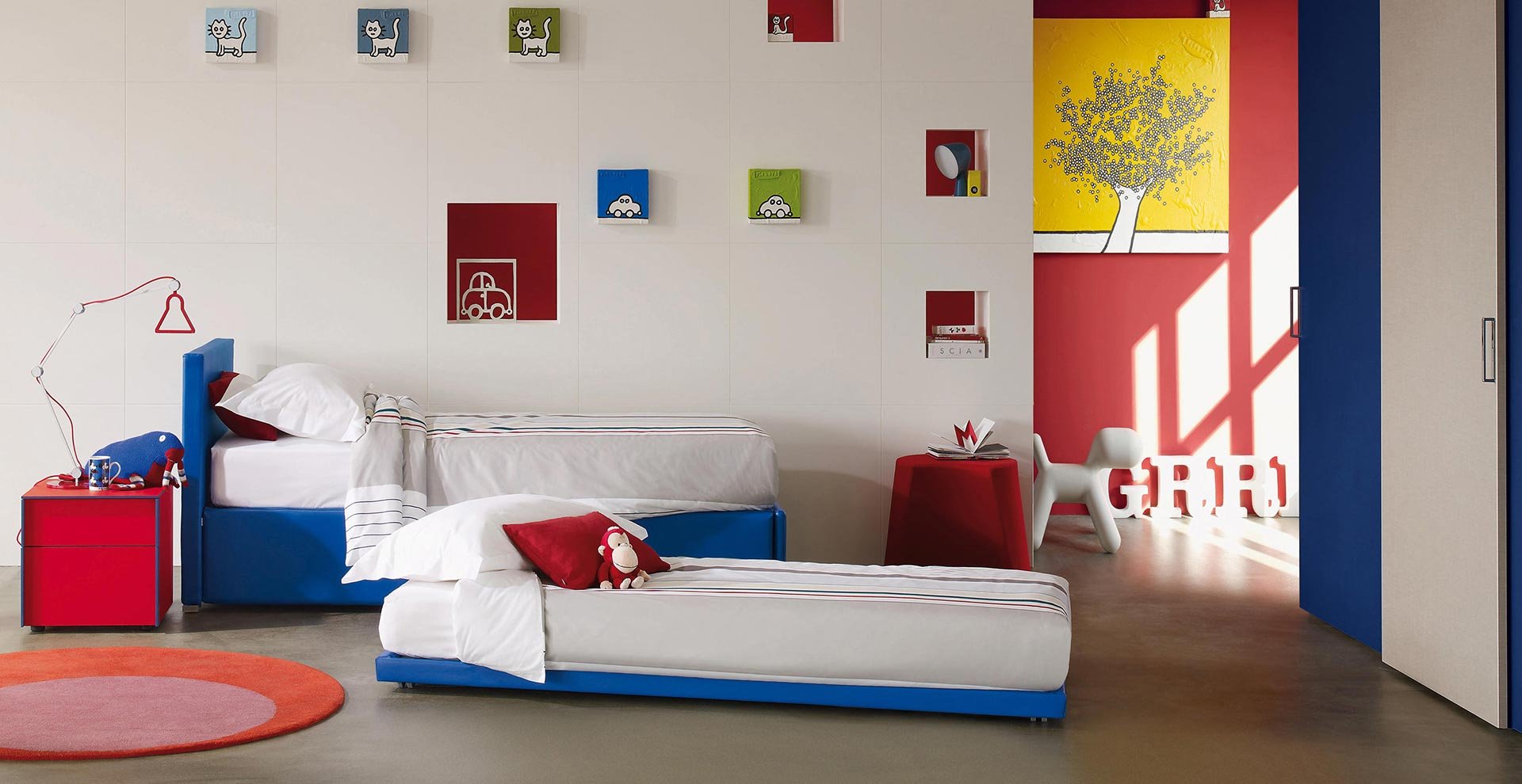Biss flou - Letto flou biss ...
