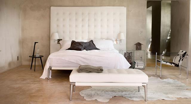 Flou b b italia cassina flexform meridiani poltrona frau - Panca per camera da letto ...