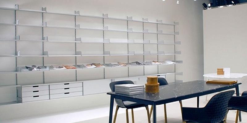 Librerie e Contenitori Porro B&B Italia MDF Italia De Padova ...