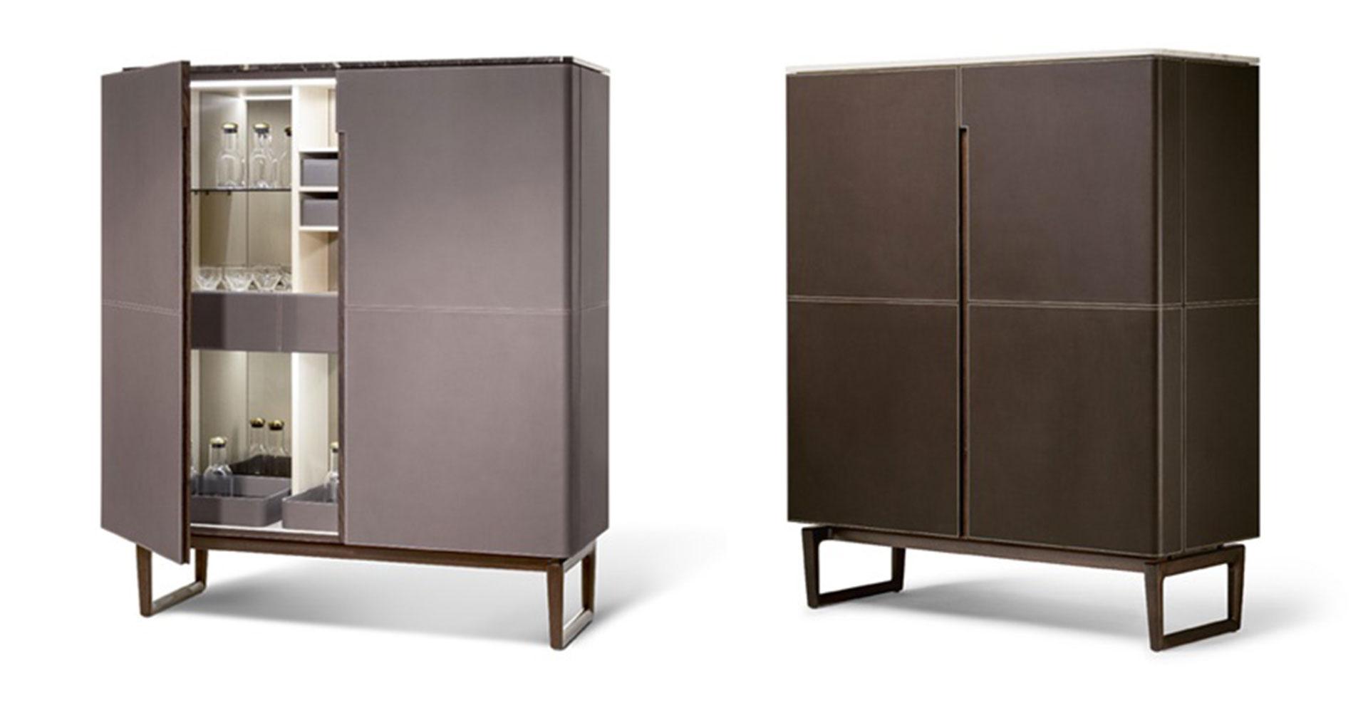 Fidelio Poltrona Frau - cupboard fidelio poltrona frau - bookcase ...