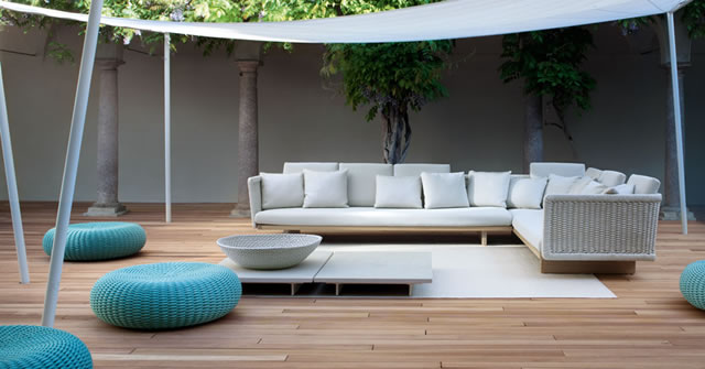 Paola Lenti BampB Italia Collection ALIAS Roda Dedon