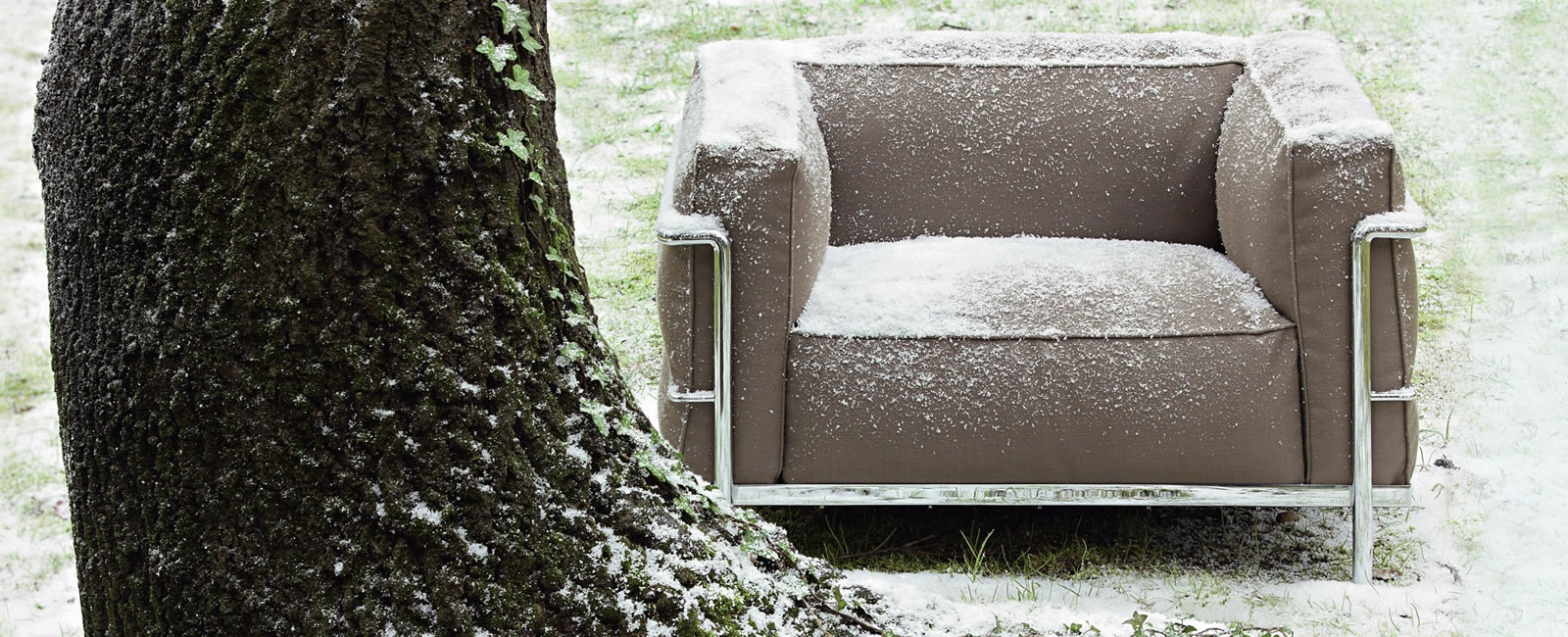 LC Le Corbusier Outdoor Cassina