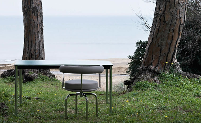LC Le Corbusier Outdoor Cassina - Outdoor