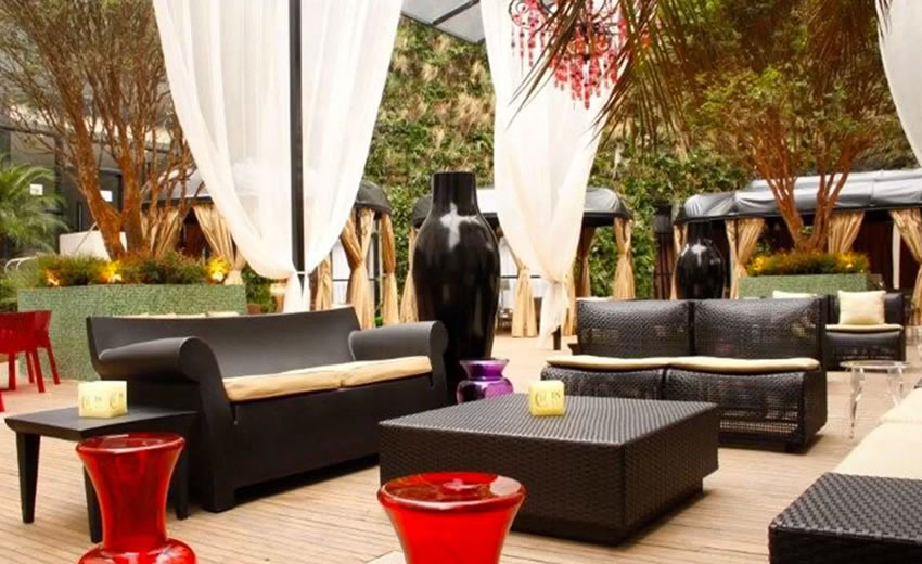 Bubble Club Kartell - Outdoor