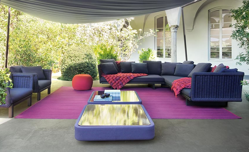 Ray Paola Lenti - Outdoor
