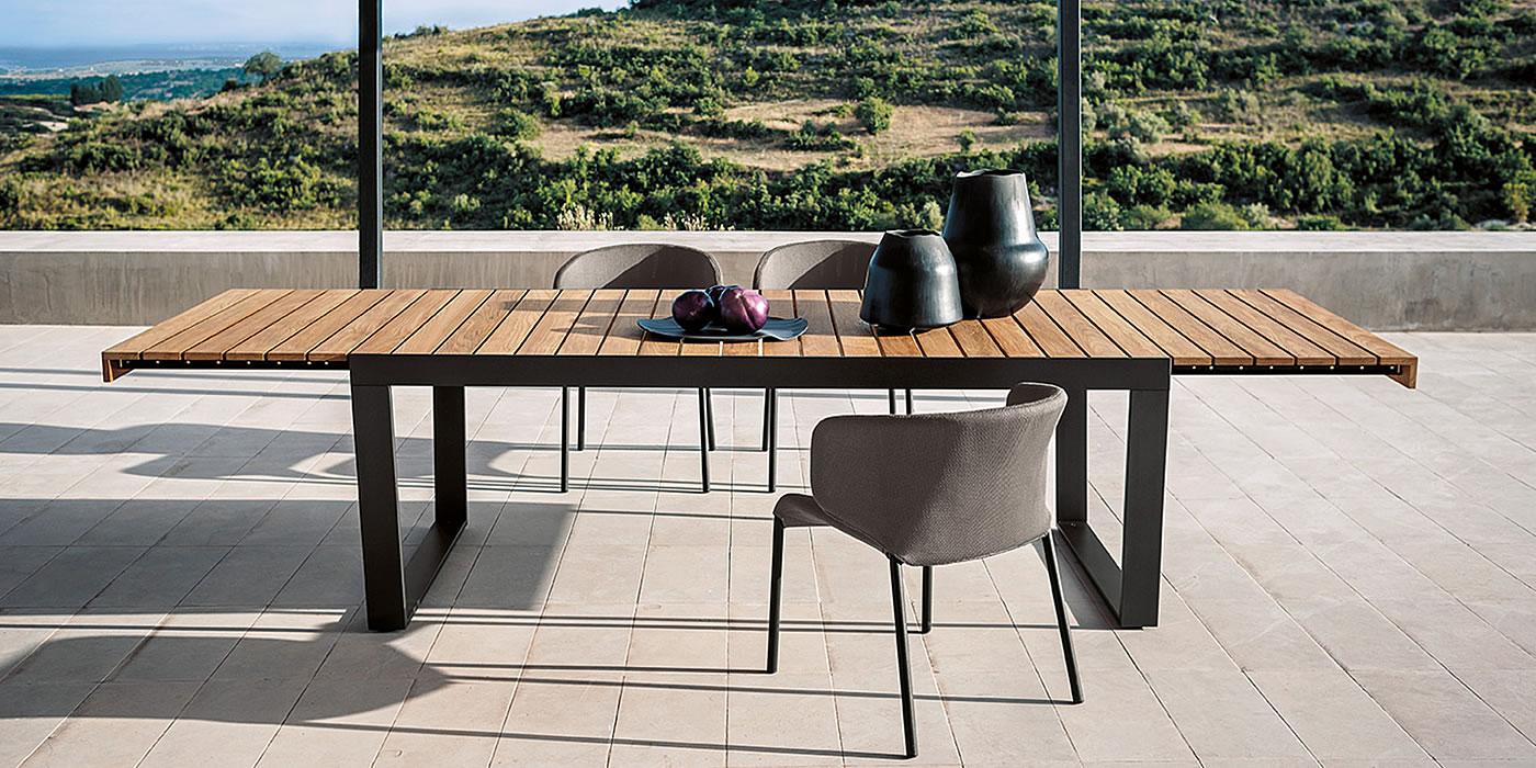 Spinnaker roda outdoor spinnaker roda tavoli spinnaker - Arredi per esterni design ...