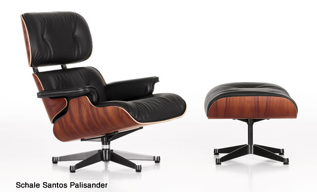 eames lounge chair vitra. Black Bedroom Furniture Sets. Home Design Ideas