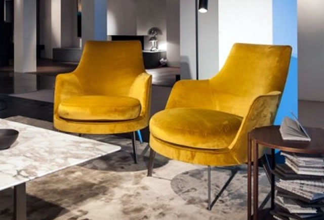 Cassina knoll international vitra poltrona frau fritz for Poltrone flexform