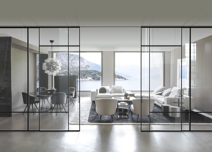 Doors and Sliding Doors - Gerosa Design