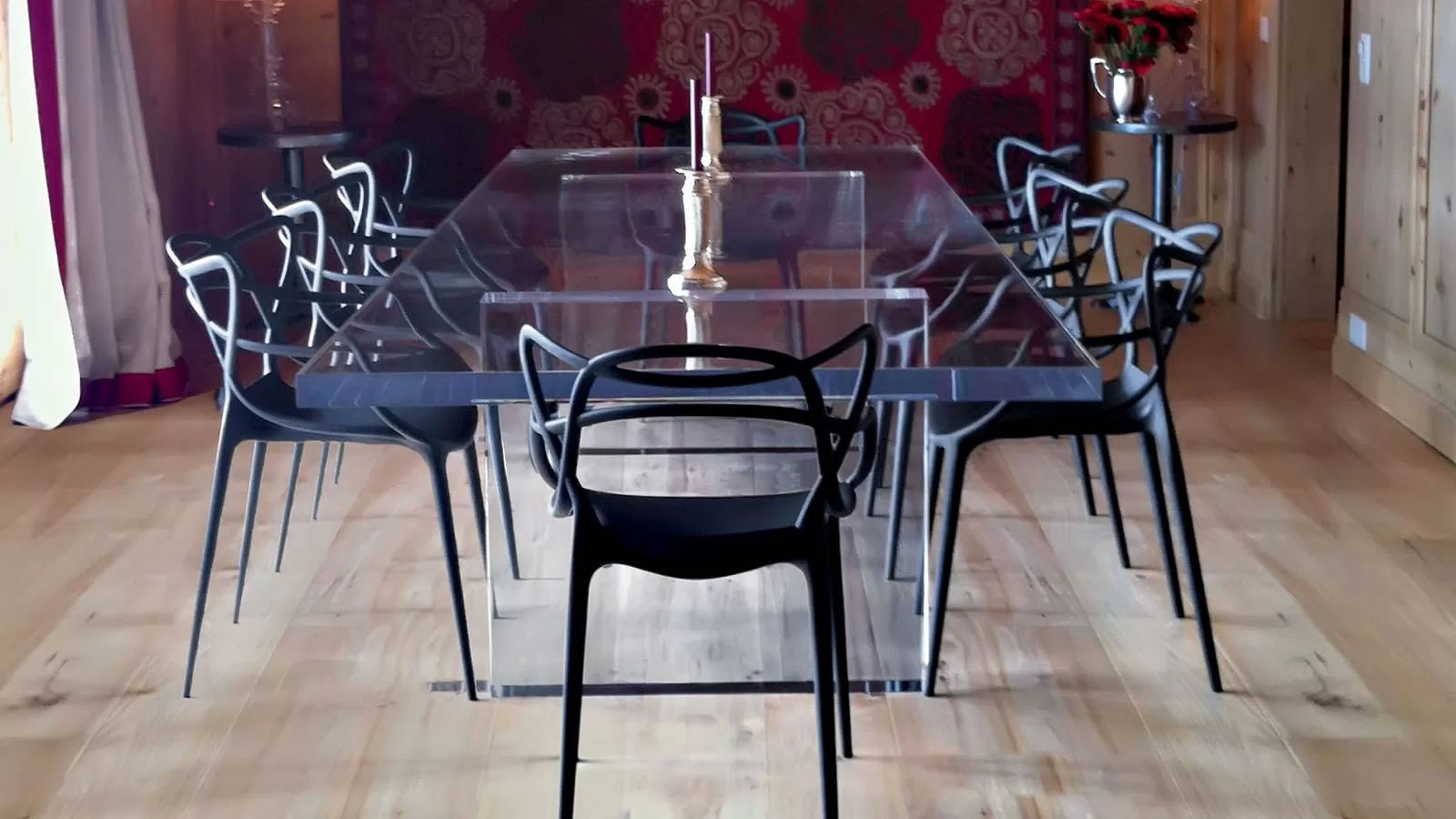 Masters kartell chair masters kartell for Sedie design kartell